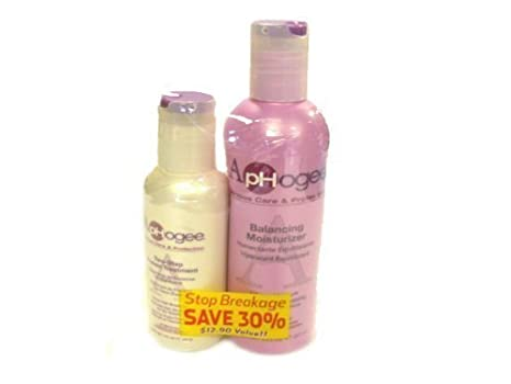 Aphogee Balancing Moisturizer & Two-Step Protein Treatment