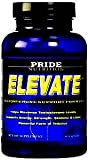 Best Testosterone Booster for Men - Elevate 60 Pills - #1 Rated Natural Testosterone Boosters for Muscle Growth with Tribulus Terrestris, Longjack & Maca to Boost Strength, Mass, Stamina & Drive