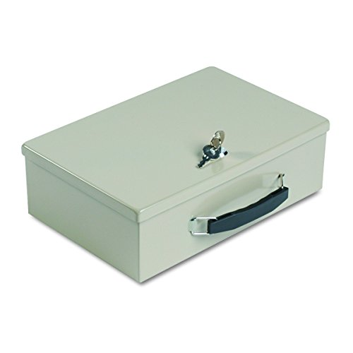 MMF Fire-Retardant Cash Box with Lock, 1 Each (MMF221614003)