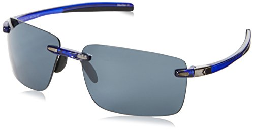 Callaway Men's Sport Series Trestles Litee035 Rimless, Indigo Blue, 64 mm