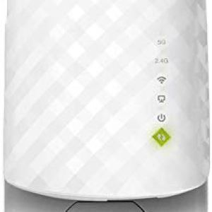TP-Link AC750 WiFi Extender (RE220), Covers Up to 1200 Sq.ft and 20 Devices, Up to 750Mbps Dual Band WiFi Range Extender…
