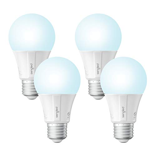 Sengled Smart LED Daylight A19 Bulb, Hub Required, 5000K 60W Equivalent, Works with Alexa, Google...
