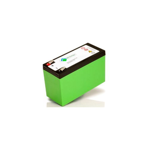 K2 Energy K2B12V10EB 12V 10Ah Lithium Iron Phosphate Battery BMS