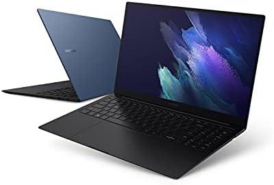 "Samsung Galaxy Book Pro Laptop Computer, 13.3"" AMOLED Screen, i7 11th Gen, 8GB Memory, 512GB SSD, Long-Lasting Battery, Mystic Blue"