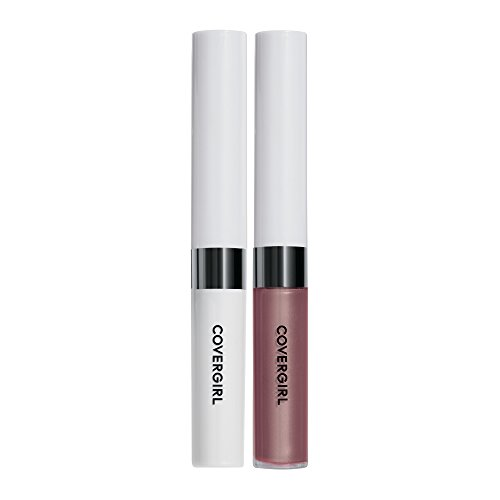 Covergirl Outlast All-Day Lip Color With Topcoat, Twilight Coffee