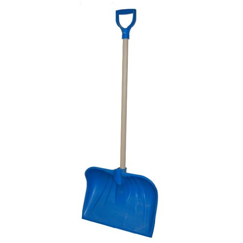 Rugg  26PDX-S PathMaster 3000 18-Inch Poly Combo Snow Shovel