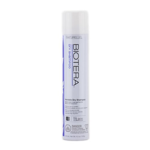Biotera Invisible Dry Shampoo, 4.5-Ounce