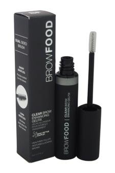 Infused with nano-peptide complex, a powerful peptide blend to promote brow rejuvenation Holds brows perfectly in place for a natural-looking finish Short bristles provide precise control for thin brows