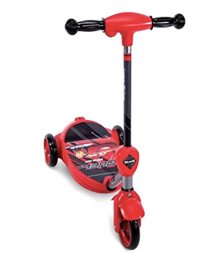Huffy Disney Cars Lightning McQueen Bubble Scooter