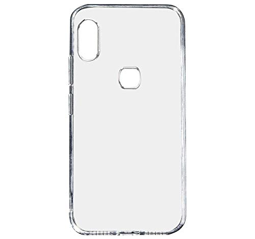 NTV Silicone Soft Back Cover for VIVO Y-95 (Transparent) 151