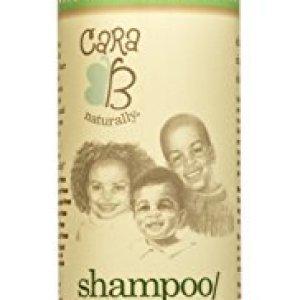 CARA B Naturally Baby Shampoo and Body Wash for Textured, Curly Hair – Eczema-Friendly Formula – No Parabens, Sulfates… 31ujah3wWgL