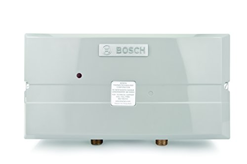 Bosch Electric Tankless Water Heater - Eliminate Time for Hot Water - Easy...