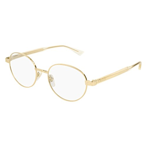 9279d01f3e5 Eyeglasses Gucci GG 0189 O- 003 GOLD   YELLOW – Shop New York Style ...