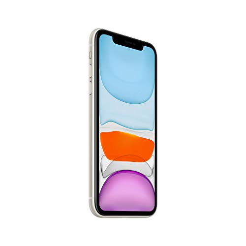 Apple iPhone 11 (128GB) - White 4