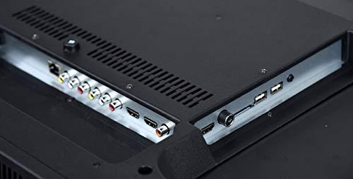 Fortex 140 cm (55 inches) 4K Ultra HD Smart LED TV FX55Spro01 (Black)