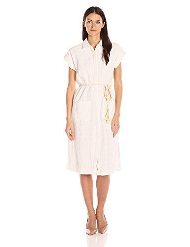 31vzt78gpML Linen dress Dress