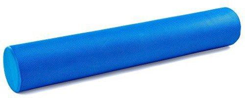STOTT PILATES Foam Roller Soft - (Blue), 36 Inch / 92 cm