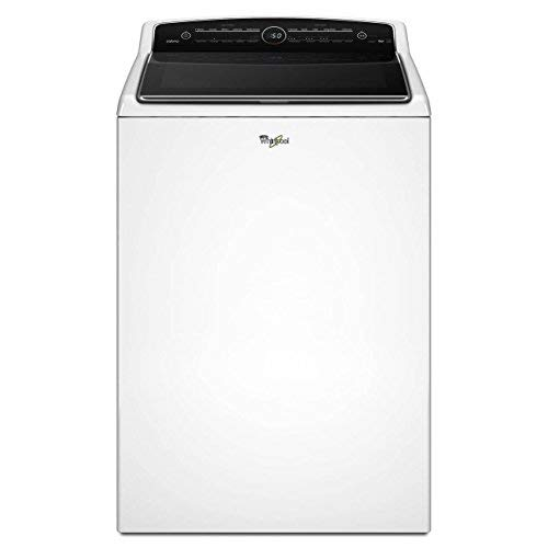 Whirlpool 5.3 cu. ft. Cabrio High-Efficiency Top Load Washer with Active Spray technology