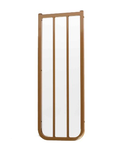 Cardinal Gates Extension for Outdoor Pet Gate, 10.5-Inch, Brown