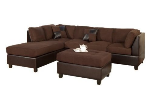 Cheap sectional sofas under 500 best sofas review for Affordable furniture 3 piece sectional in jesse cocoa