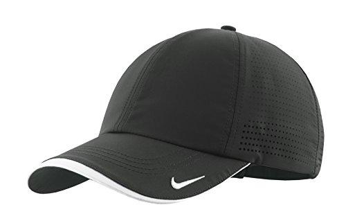 Nike Golf - Dri-FIT Swoosh Perforated Cap. 429467 Anthracite OSFA
