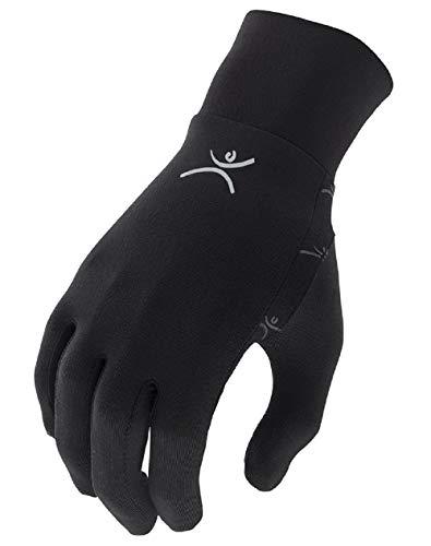 Terramar Adult Thermolator II Glove Liner (Black, X-Large)