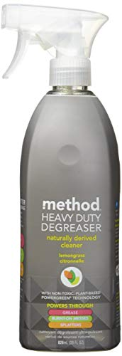 Method Naturally Derived Heavy Duty Degreaser for Kitchen Appliances