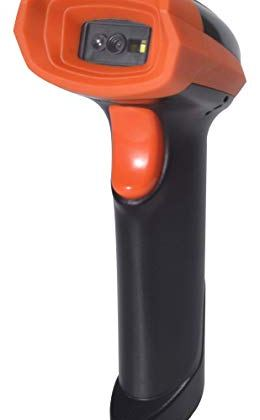 HENEX 1D and 2D Wired Image CCD Label USB Handheld High Speed QR-Code Barcode Scanner-H2000 Scanner