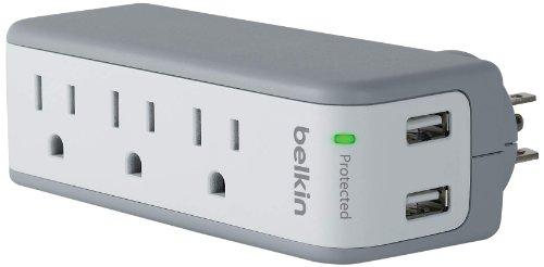 Belkin SurgePlus USB Swivel Surge...