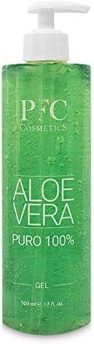 Gel de Aloe Vera Puro 100% , Hidratante