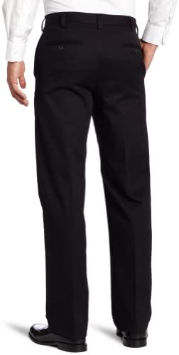 IZOD Men's American Chino Flat Front Straight Fit Pant 2