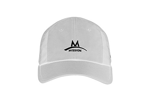 Mission Enduracool Cooling Lifestyle Hat, White