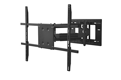 THE MOUNT STORE TV Wall Mount for Sharp 65' Class 4K HDR Smart TV - LC-65P620U VESA 400x400mm Maximum Extension 37 inches