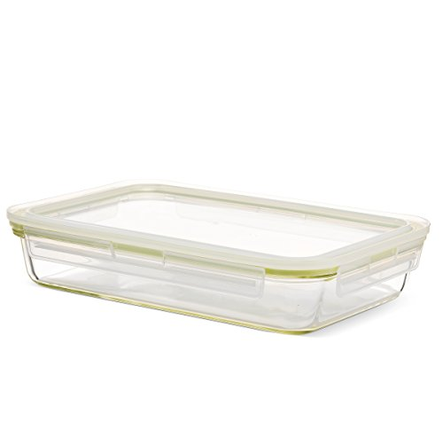 Komax Oven Safe Glass Casserole Baking Dish Set Of 2