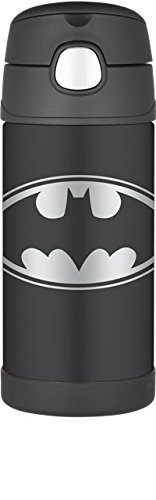 Thermos Funtainer 12 Ounce Bottle, Batman