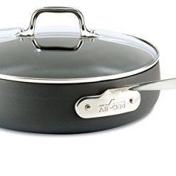 All-Clad Nonstick Saute Pan