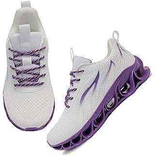 APRILSPRING Womens Walking Shoes Running Fashion Non Slip Type Sneakers Running Shoes Review