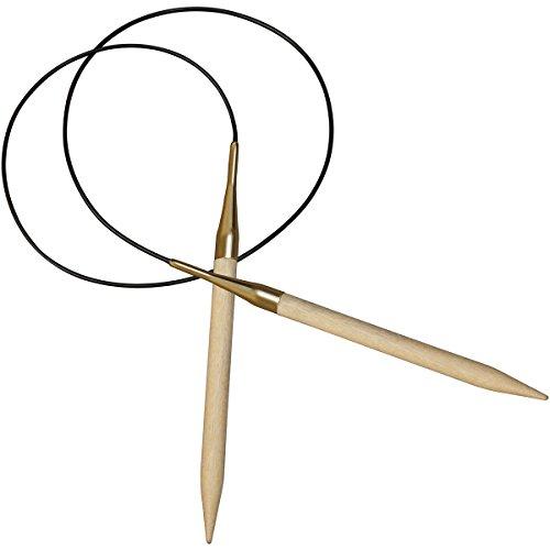 "Knitter's Pride 17/12mm Basix Fixed Circular Needles, 40"""