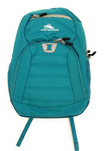 High Sierra Everyday Riprap Backpack- Blue Green