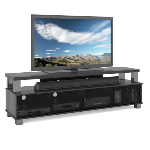 Sonax Bromley TV stand, Ravenwood Black