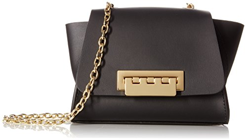 41%2BAM%2By lCL Top handle satchel Front flap closure with signature hingelock clasp Winged satchel silhouette