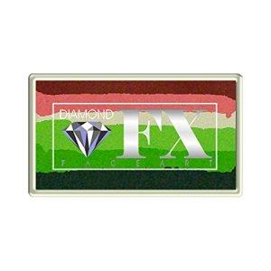 Diamond FX 28 gm Split Cake / One Stroke Face Paint ~ Mega Melon (RS30-16) 41 2BAcoKCRsL