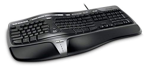 Microsoft Natural Ergonomic Keyboard