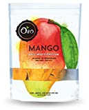 Oso Snacks - Dried Mango Slices - No Added Sugar or Preservatives - Big Pieces Only! - 26oz