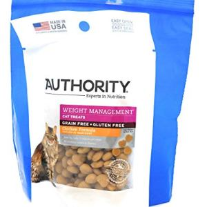 Tesadorz Luggage and Authority Weight Administration Cat Treats, three Ounce