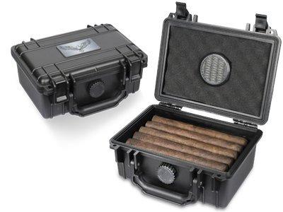 Guardsman Travel Cigar Humidor