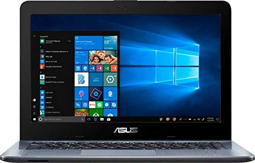 2019-ASUS-14-Premium-High-Performance-Laptop-Computer-AMD-A6-9225-up-to-30GHz-4GB-DDR4-RAM-500GB-HDD-AMD-Radeon-R4-WiFi-Bluetooth-USB-31-Type-C-HDMI-Silver-Gradient-Windows-10-Home