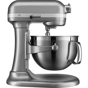 KitchenAid KP26M9XCCU 6-Quart Bowl-Lift Professional Stand Mixer, Contour Silver 10