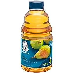 Gerber Juice, Pear 32 oz