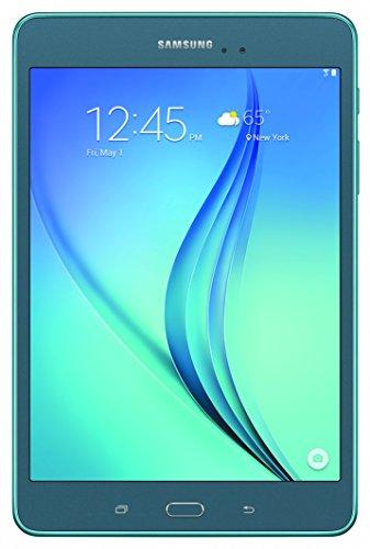 Samsung Galaxy Tab A 8'; 16 GB Wifi Tablet (Smoky Titanium) SM-T350NZAAXAR